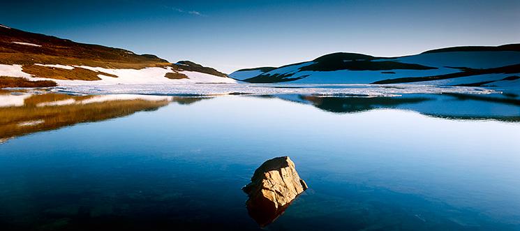 Ifjordfjell,Finnmark, Nowegen, © Gereon Roemer