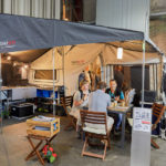 Campwerk bei der Photo+Adventure 2017, ©Tina Umlauf / Photo+Adventure