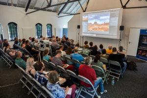 Seminar mit Maike Jarsetz bei der Photo+Adventure 2017, ©Tina Umlauf / Photo+Adventure