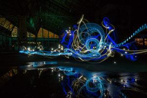 Lightpainting für Einsteiger, © ZOLAQ