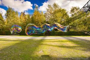 Seifenblasen, © Klaus Berger
