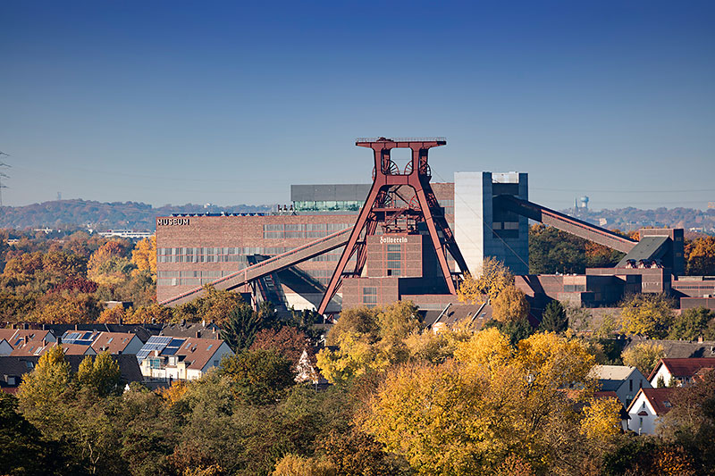 Zeche Zollverein, ©Berit Kraemer