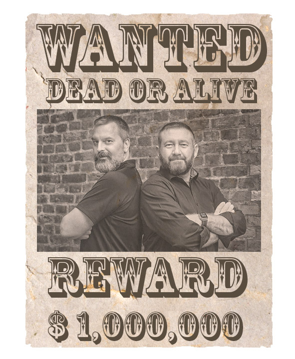 Wanted - Pavel & Miho