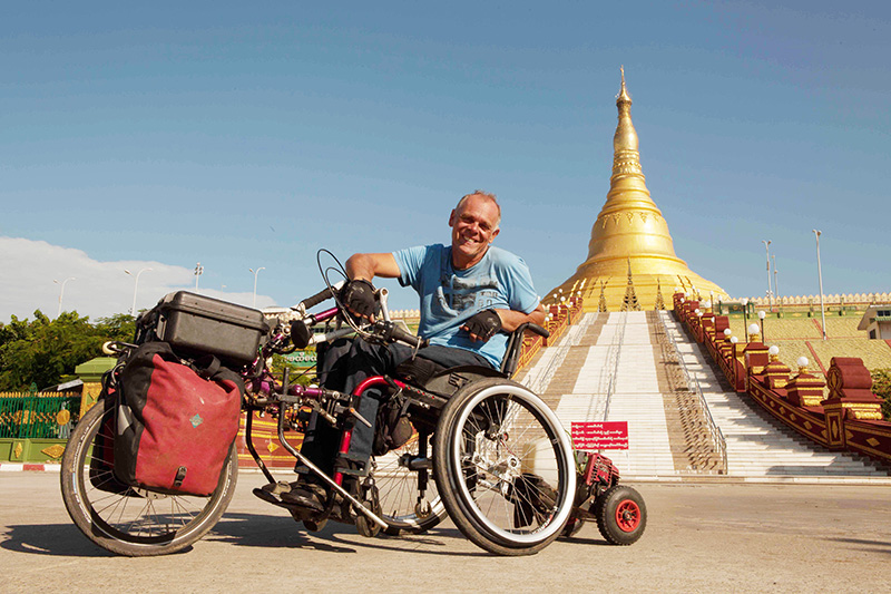 Abgefahren; Myanmar; © Andreas Pröve