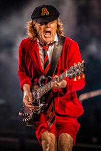 AC/DC und Axl Rose rocken Hamburg, 45000 Fans im Volksparkstadion, Hamburg 26.05.2016
