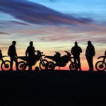 Platz 27: Andrea Déus, Sunset ride with friends