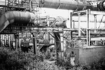 Morbide Industrielandschaften, © Olszewski / Giefer