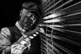 Film noir, © Robin Preston
