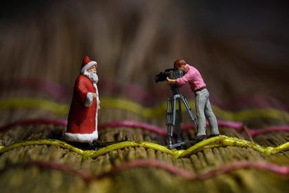 Weihnachtsmarkt, © Klaus Wohlmann