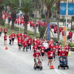 Santa Hustle, © Galveston Island Convention & Visitors Bureau