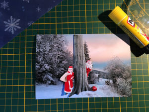 Foto-Weihnachtskugeln