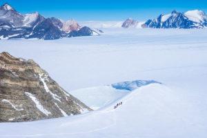 Feuer und Eis - Antarktis, © Adrian Rohnfelder