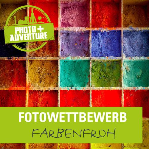 Fotowettbewerb Farbenfroh