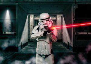 Star Wars, © Reinhard Loher