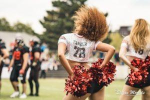 Düsseldorf Pantherettes, Cheerleader