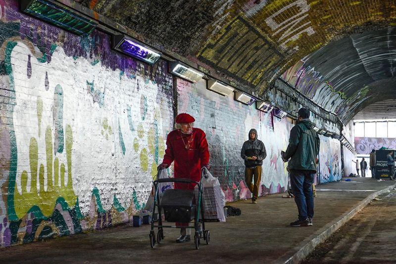 Street-Fotografie - ein Blogbeitrag von Robin Preston