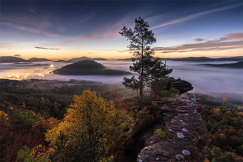 Nebel, © Bastian Werner