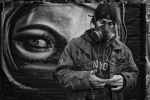 Street-Fotografie (c) Robin Preston