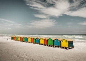 Fotowettbewerb Farbenfroh, Platz 7: Kurt Hossfeld, Surfer