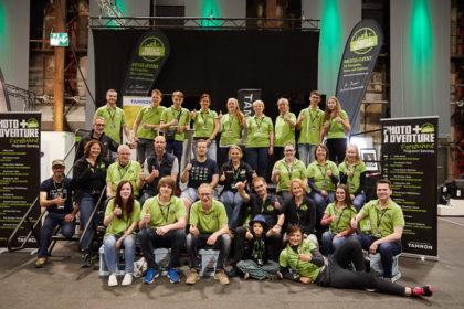 Team der Photo+Adventure 2019