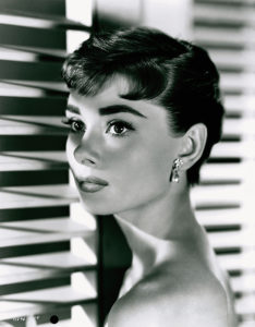 Audrey Hepburn by Bud Fraker for Sabrina Fair, 1954. Paramount Pictures © John Kobal Foundation