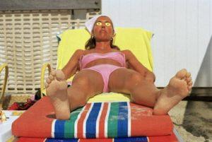 Martin Parr: Knokke, Belgium 2001, © Martin Parr / Magnum Photos