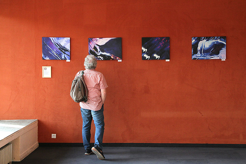 image-trackers Ausstellung: