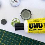 Foto-Kühlschrankmagnete selber basteln