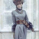 40er Jahre Film-Porträts auf engstem Raum: Schneekönigin trifft Casablanca , © Robin Preston