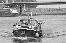Hafentour im Duisburger Binnenhafen, © Uwe Weber