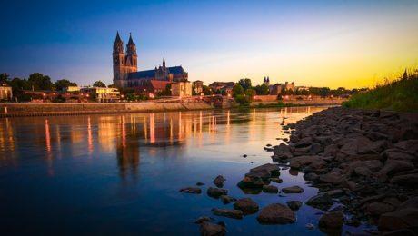 Magdeburg, Bild von Oliver Brauns