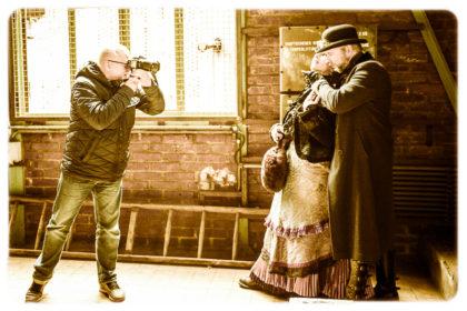 intermezzo 2019, Making of: Jack the Ripper mit Robin Preston