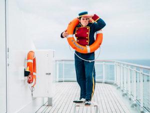 Fotografie an Bord eines Kreuzfahrtschiffes, © Thomas Adorff