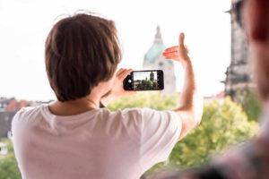 Smartphonefotografie, © FOKUSPOKUS