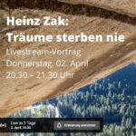 Live-Stream Heinz Zak (c) Heinz Zak