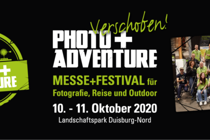 Photo+Adventure Terminverschiebung