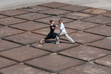 Tango beim Sommer-Intermezzo 2020, © Klaus Wohlmann