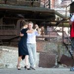Tango mit Klaus Wohlmann beim Sommer-Intermezzo 2020
