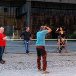 Kinky Fashion mit Jochen Kohl beim Sommer-Intermezzo 2020