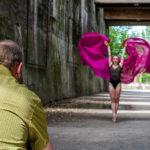 Ballettfotografie mit Sacha Hüttenhain beim Sommer-Intermezzo 2020