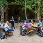 Vorbesprechung Fotografieren mit Filtern mit Olav Brehmer beim Sommer-Intermezzo 2020