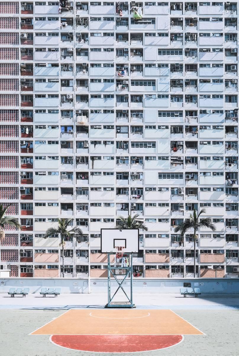 """Platz 3: """"Basketball"""" von Carsten Schröder aus Tholey"""