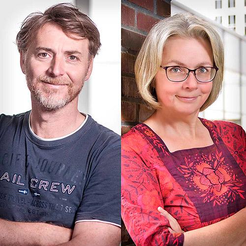 René Ledrado & Elke Bungenroth