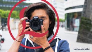 Premium Partner Foto Leistenschneider präsentiert Nikon und Sony
