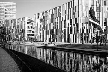 Moderne Architekturfotografie in Düsseldorf (c) Jochen Kohl / K2 Studio