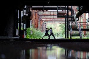 Klaus Wohlmann: Tango im Lost Place