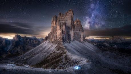 Drei Zinnen; Italien - © Daniel Trippolt