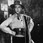 Robin Preston: Rudolph Valentino meets Quentin Tarantino