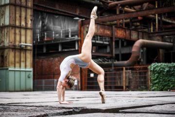 Ballettfotografie – Tanz in die Dunkelheit (c) Miriam Fauler