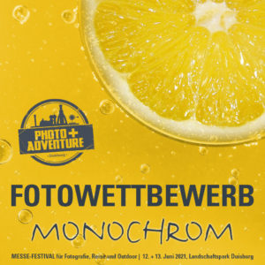 Fotowettbewerb Monochrom 2021